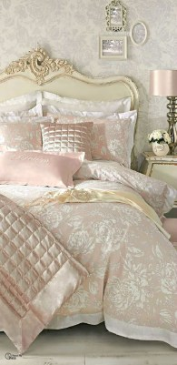 Cute And Girly Pink Bedroom Design For Your Home 25
