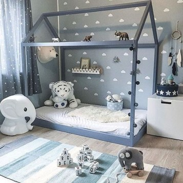 Cute Boys Bedroom Design For Cozy Bedroom Ideas 33