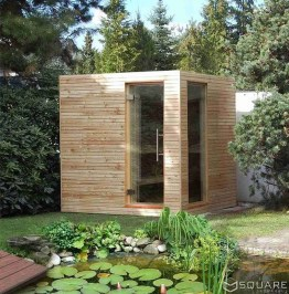 Easy And Cheap Diy Sauna Design You Can Try At Home 01