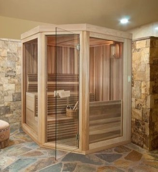 Easy And Cheap Diy Sauna Design You Can Try At Home 08