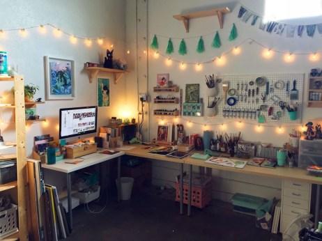 Fantastic Art Studio Apartment Design Ideas 09