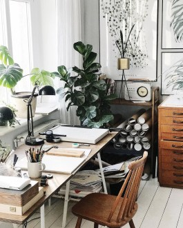 Fantastic Art Studio Apartment Design Ideas 16