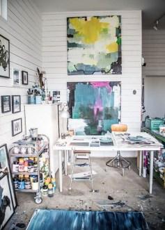 Fantastic Art Studio Apartment Design Ideas 18