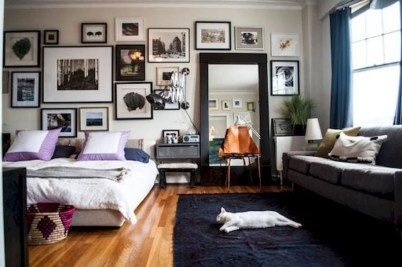 Fantastic Art Studio Apartment Design Ideas 22