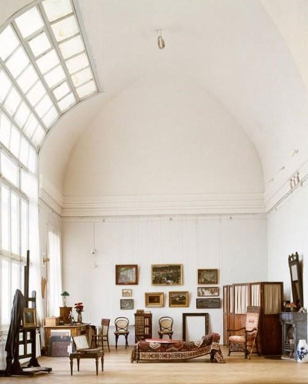 Fantastic Art Studio Apartment Design Ideas 31