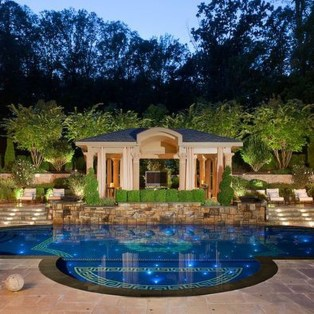 Gorgeous Mediterranean Swimming Pool Designs Out Of Your Dream 05