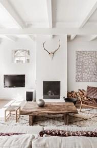 Gorgeous Scandinavian Living Room Design Ideas 22