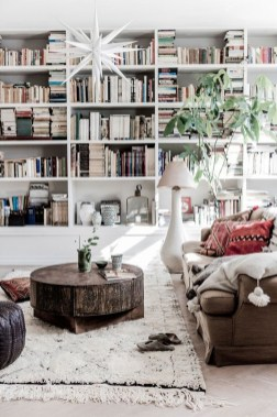 Gorgeous Scandinavian Living Room Design Ideas 27