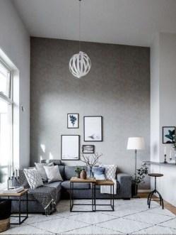 Gorgeous Scandinavian Living Room Design Ideas 36