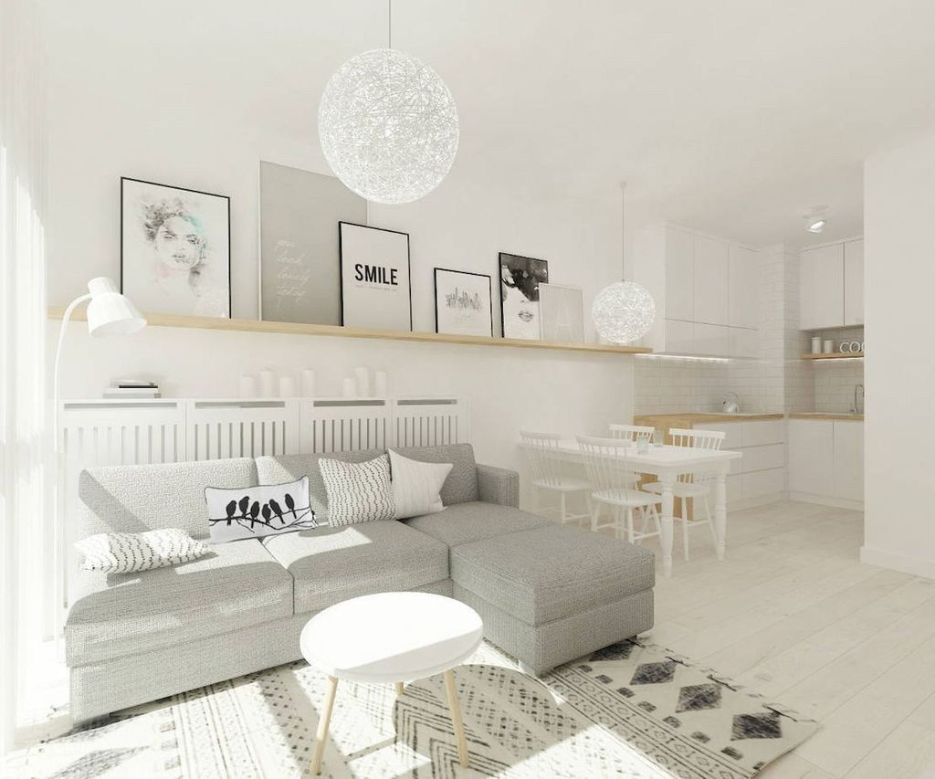 39 Gorgeous Scandinavian Living Room Design Ideas Homystyle