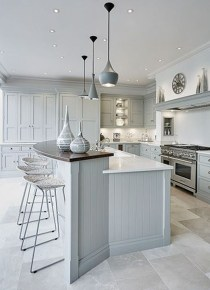 Impressive Kitchen Island Design Ideas You Have To Know 33