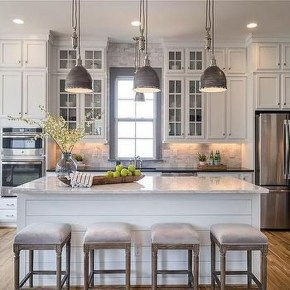 Impressive Kitchen Island Design Ideas You Have To Know 34