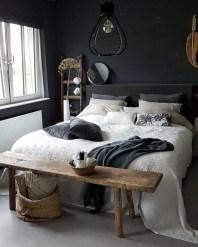 Masculine And Modern Man Bedroom Design Ideas 05