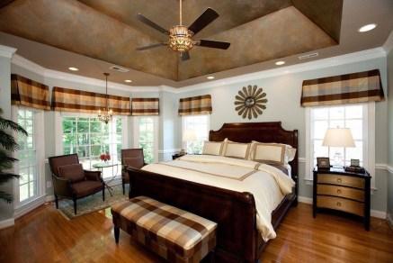 Masculine And Modern Man Bedroom Design Ideas 14