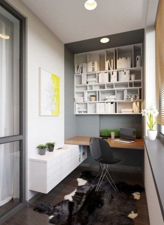Modern Home Office Design You Should Know 36