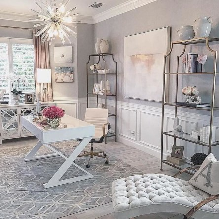Modern Home Office Design You Should Know 38