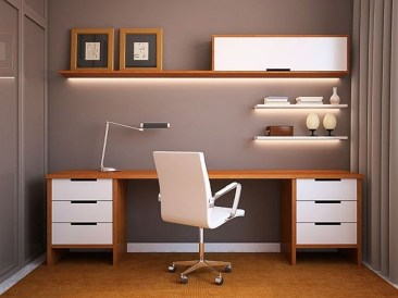 Modern Home Office Design You Should Know 39