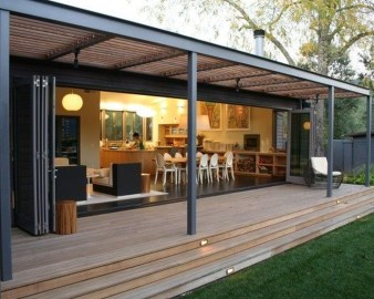 Modern Homes Decorating With Black Exteriors 03