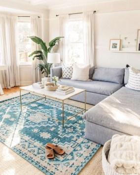 Stunning Bohemian Living Room Design Ideas 32