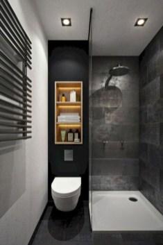 Stylish Small Master Bathroom Remodel Design Ideas 04