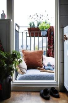 Awesome Apartment Balcony Design Ideas 15