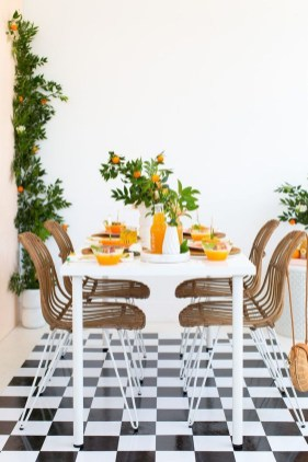 Awesome Dining Room Design Ideas For This Summer 17