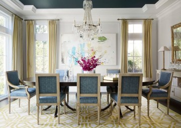 Awesome Lighting For Dining Room Design Ideas 04