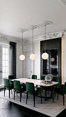 Awesome Lighting For Dining Room Design Ideas 09