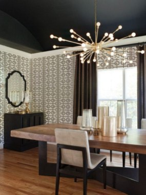 Awesome Lighting For Dining Room Design Ideas 16
