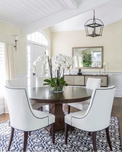 Awesome Lighting For Dining Room Design Ideas 19