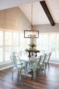 Awesome Lighting For Dining Room Design Ideas 34