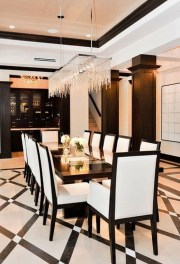 Awesome Lighting For Dining Room Design Ideas 37