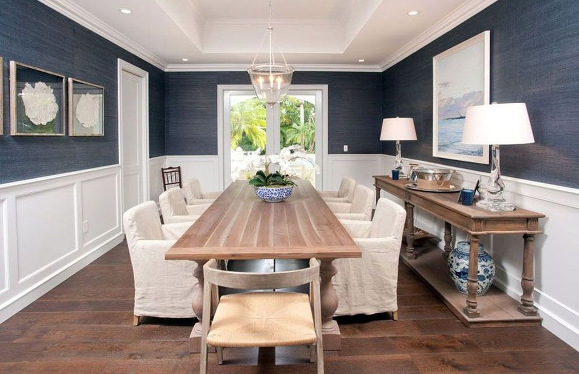 Awesome Lighting For Dining Room Design Ideas 38