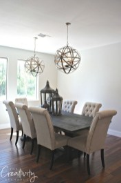 Awesome Lighting For Dining Room Design Ideas 39