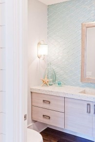 Beautiful Bathroom Decoration In A Coastal Style Decor 01