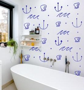 Beautiful Bathroom Decoration In A Coastal Style Decor 02