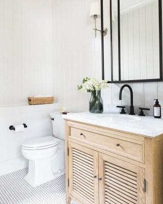 Beautiful Classic Bathroom Design Ideas 38