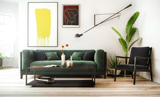 Brilliant Small Apartment Decor And Design Ideas 26