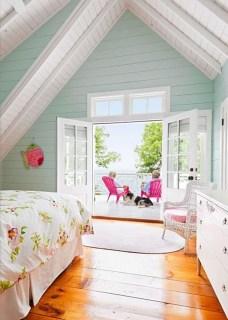 Comfortable Lake Bedroom Design Ideas 12