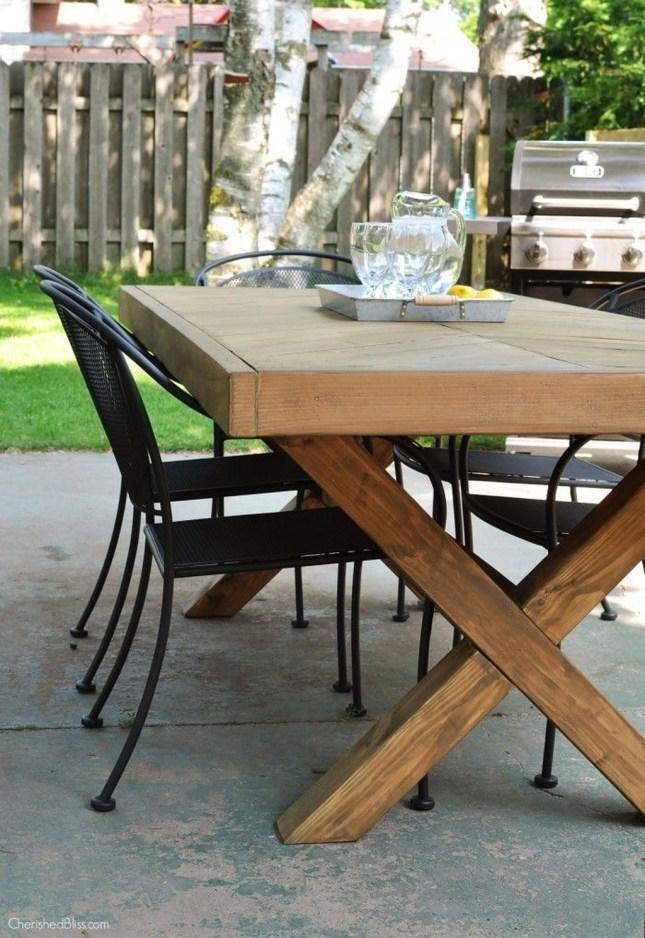 Creative DIY Outdoor Furniture Ideas 25