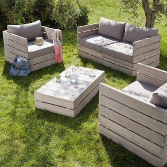 Creative DIY Outdoor Furniture Ideas 36