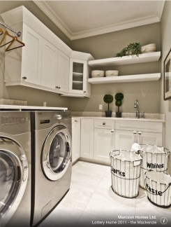 Efficient Small Laundry Room Design Ideas 02