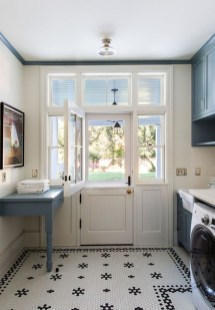 Efficient Small Laundry Room Design Ideas 40