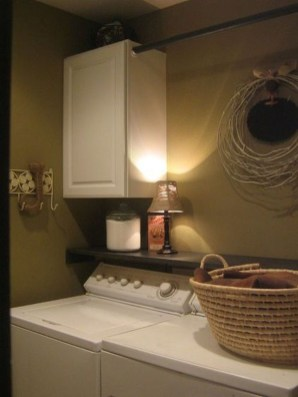 Efficient Small Laundry Room Design Ideas 43