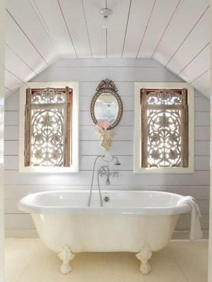 Fabulous Coastal Decor Ideas For Bathroom 06