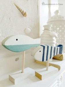 Fabulous Coastal Decor Ideas For Bathroom 13