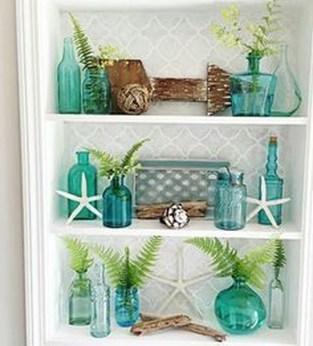 Fabulous Coastal Decor Ideas For Bathroom 34