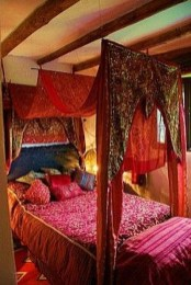 Fascinating Moroccan Bedroom Decoration Ideas 01