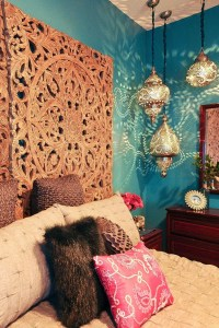 Fascinating Moroccan Bedroom Decoration Ideas 21