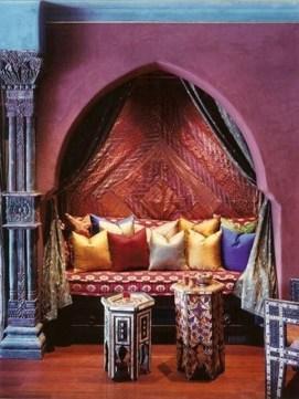 Fascinating Moroccan Bedroom Decoration Ideas 33